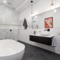 Work which the bathroom renovators can perform