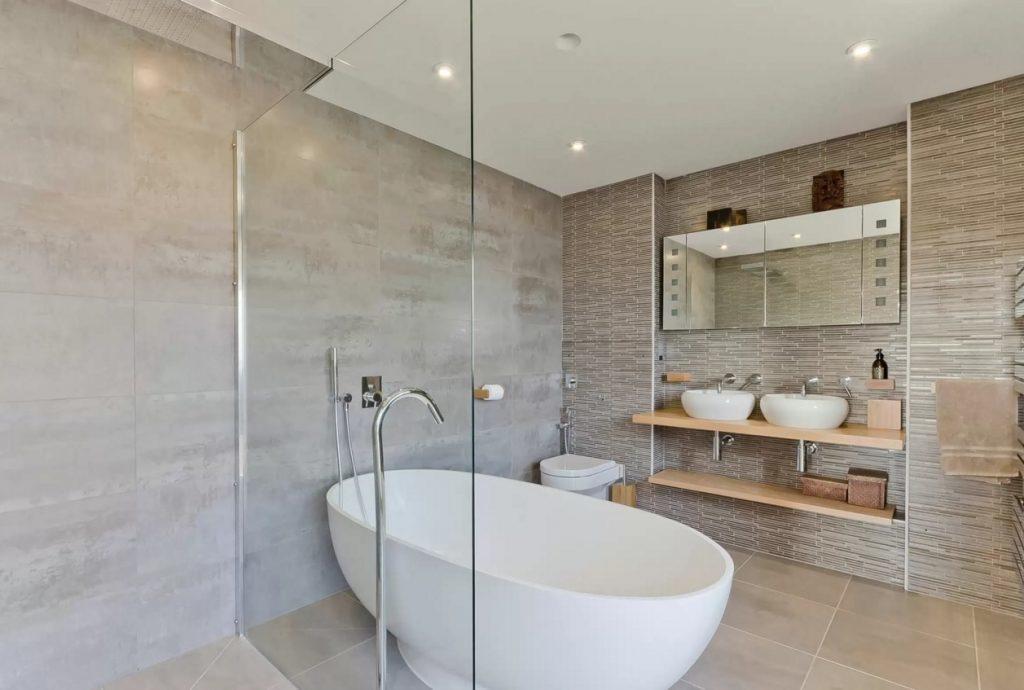 Incroyable Complete Bathroom Renovation · BATHROOM · Modern Bathroom Design Ideas 2016 Of Luxury Luxury   ...